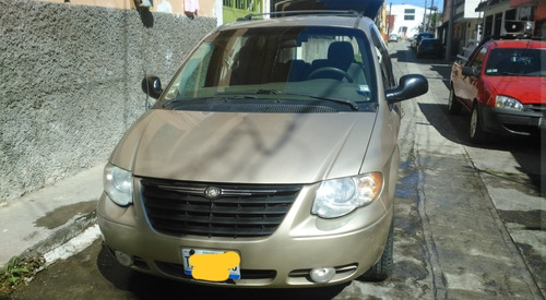 chrysler town & country 3.8 limited mt 2005