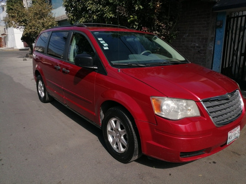 chrysler town & country 3.8 limited mt 2008