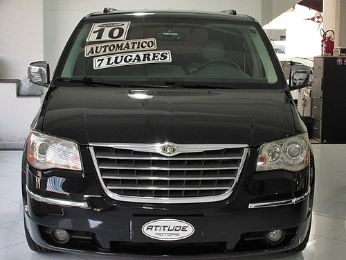chrysler town & country 3.8 limited v6 2010 automatico