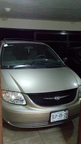 chrysler town & country 3.8 lx mt 2003