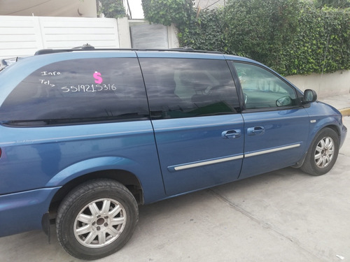 chrysler town & country 3.8 touring