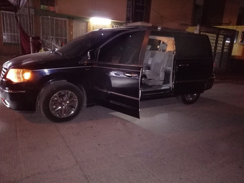 chrysler town & country 4.0 premier