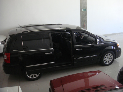 chrysler town & country limited 3.6 v6 2014 blindado
