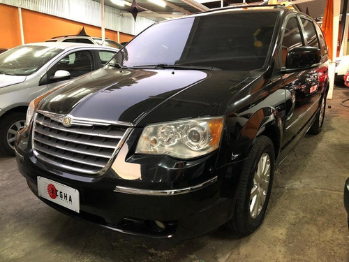 chrysler town & country limited 3.8 v6 aut. blindada