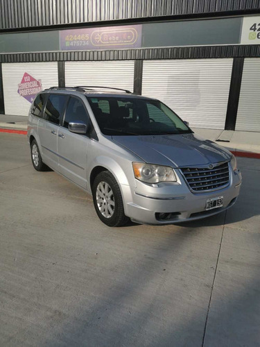 chrysler  town & country limited  7 asientos