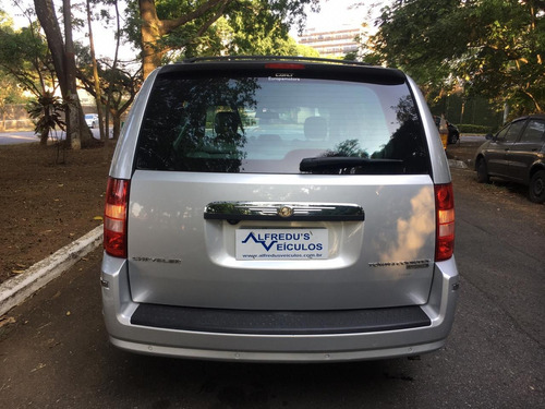 chrysler town country limited blindado cart 3a 64.000km 2008