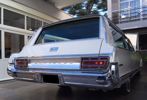 chrysler town & country newport 1966