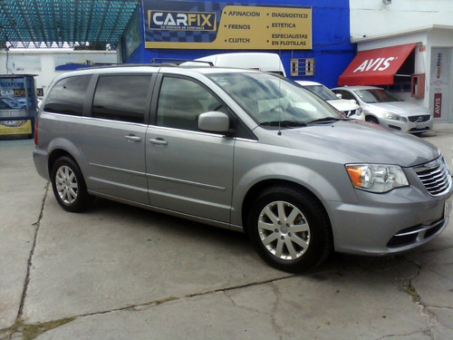 chrysler town & country touring mt  carflex seminuevos leon