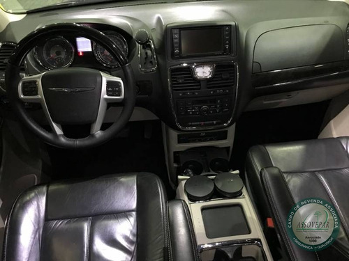 chrysler town&country limited 3.6 v6 7l aut./2015