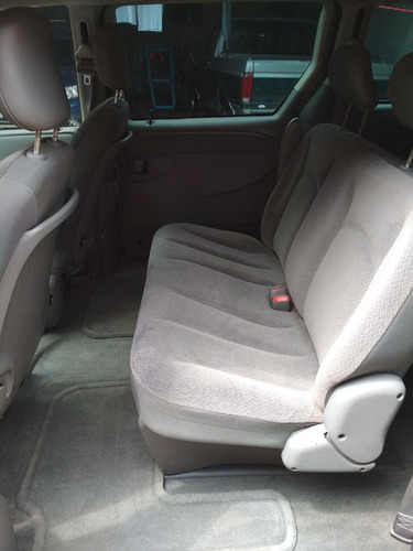 chrysler voyager lx at 2006 impecable cualquier prueba