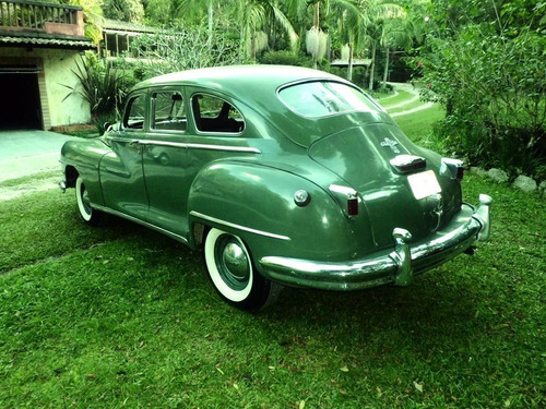 chrysler windsor 1947 nao e dodge ford chevrolet plymouth