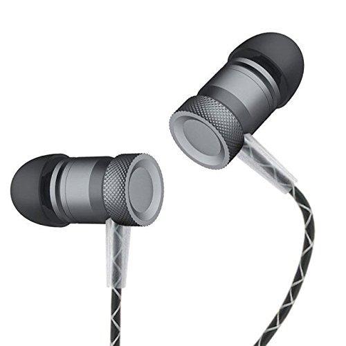 chsmonb auriculares con auriculares con cable auriculares co