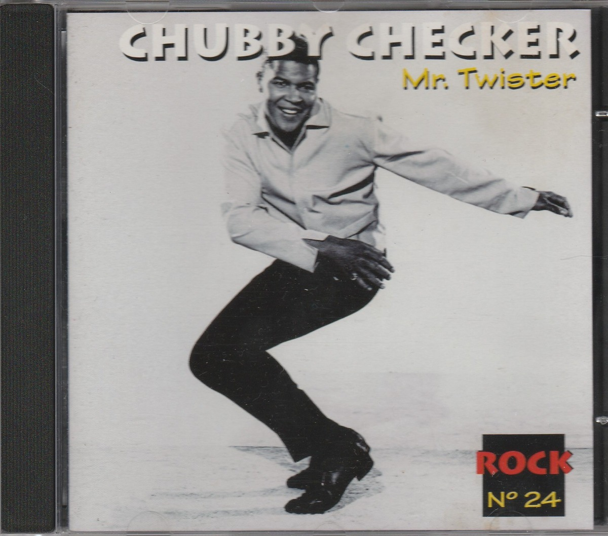 Those on! chubby checker cds apologise, but