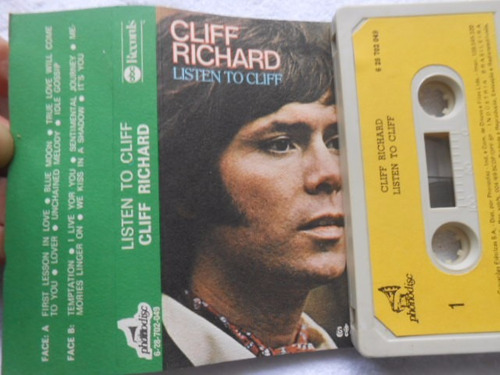 chubby checker cliff richard shadows dobbie brothers 4 k7