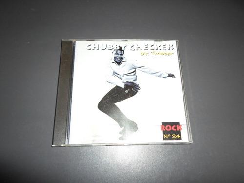 chubby checker - mr twister * cd importado españa