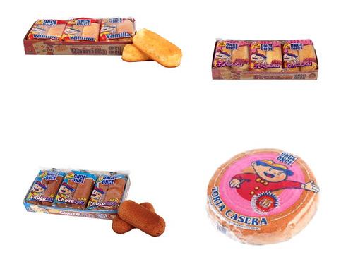 chucherias dulces chocolates galletas al mayor y detal