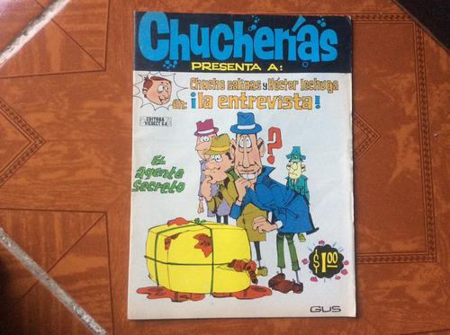 chucherias, ed. vichect, num, 13