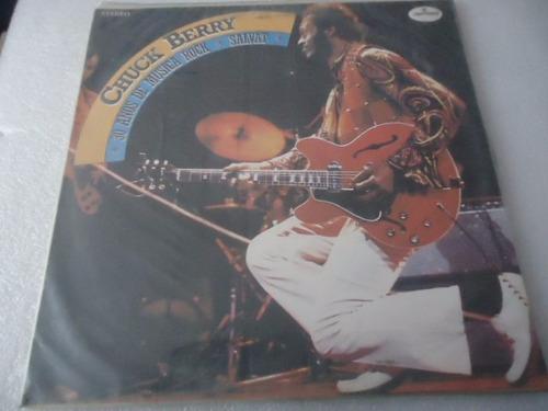 chuck berry / 30 años de musica rock salvat vinyl lp acetato