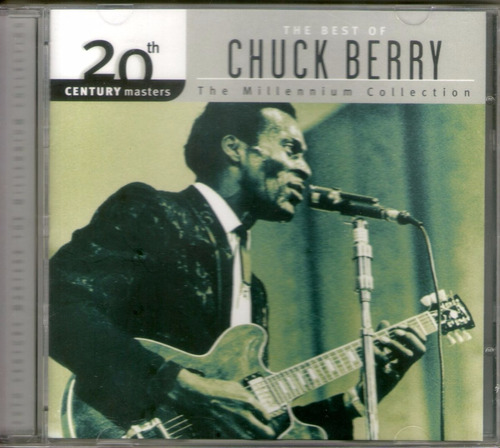 chuck berry best of cd sellado usa the rolling stones ciudad