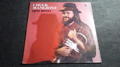 chuck mangione love notes lp vinilo jazz