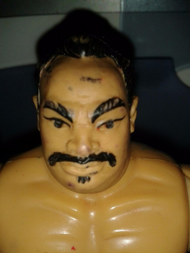 chuck norris karate kommandos figura 80s.
