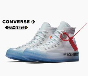 nuevo diseño materiales superiores originales Chuck Taylor 70 Converse X Off White 2018