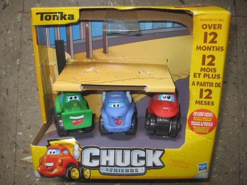 chuck y sus amigos tricked salida de la flota/hasb