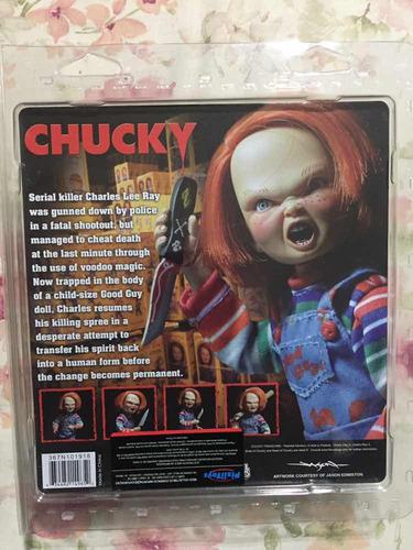 chucky clothed figure - neca - bonellihq b19