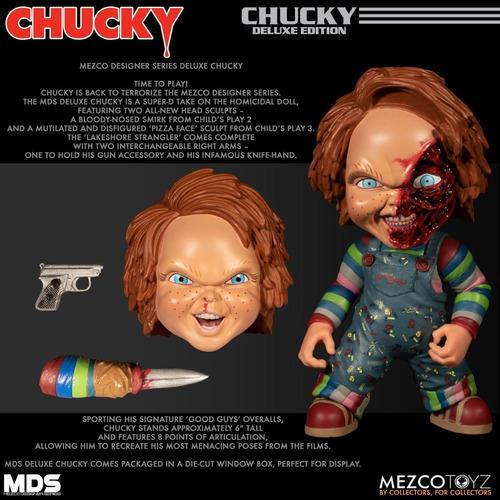 chucky - deluxe edittion mds - chucky - mezco