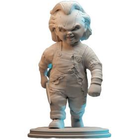 Chucky El Muñeco Maldito Figura Impresión 3d