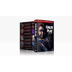 Chucky Saga Dvd - Colección 8 Peliculas - Child´s Play