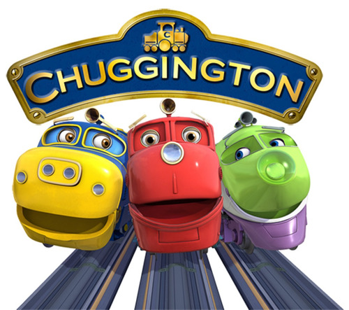 chuggington escenario magico de zephie jugueteria bunny toys