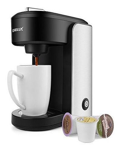 chulux cafetera electrica personal  10 onzas 1000 watts