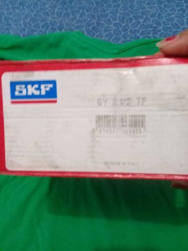 chumacera de piso skf tipo f de 2 1/2