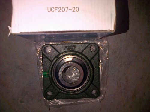 chumacera ucf 207-20 de 1 1/4 tipo flange 4huecos