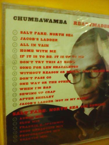 chumbawamba - readymades - cd