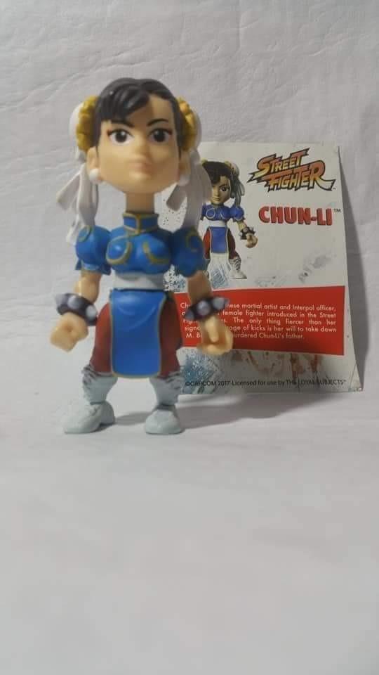 chun li street fighter the loyal subjets czs18 570 00 en mercado