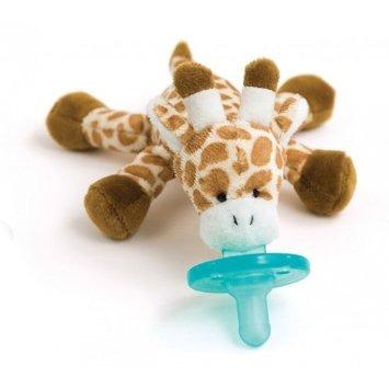 chupa infantil wubbanub - jirafa