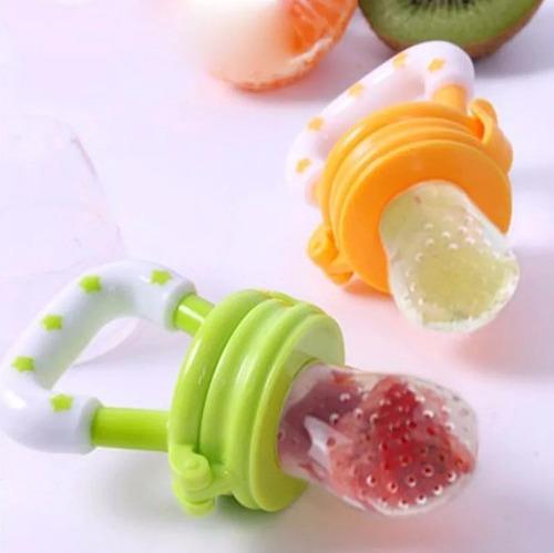 chupete importado original p/ fruta comida bebes chocolette