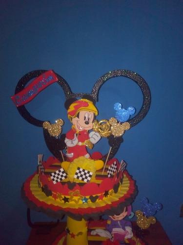 chupetera de mickey mouse