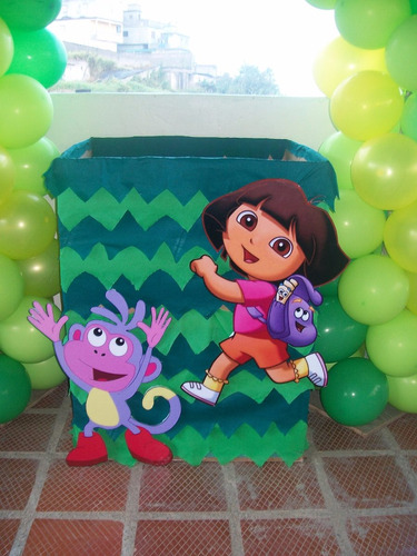 chupetera piñatas cajas regalo cotillones dispensador combos