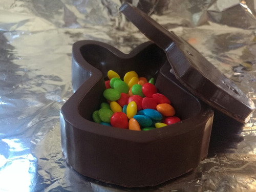 chupetin de chocolate conejos pascuas