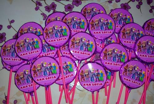 chupetines gamer paletas de chocolate personalizadas
