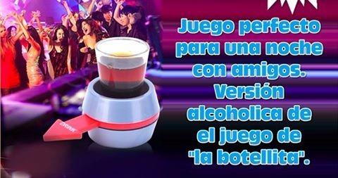 Chupito Shot Ruleta Tequila Bar Navidad Ano Nuevo 1 Vasos 390
