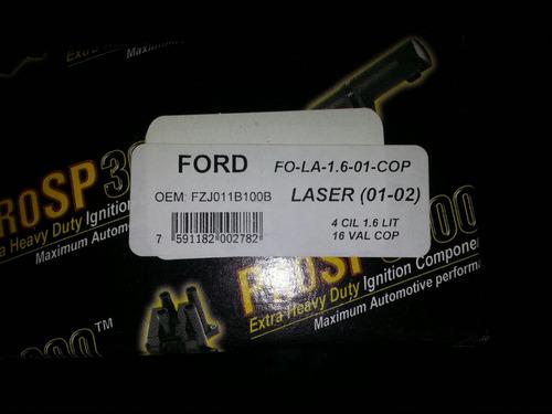 chupones para bujias ford laser 1.6 años 01-02 americanos