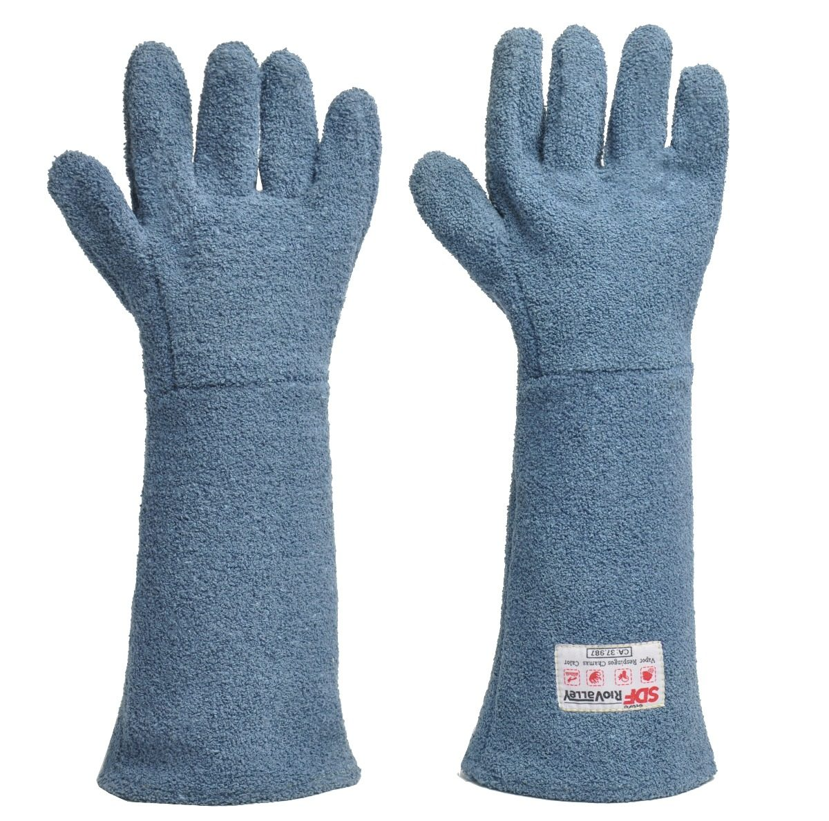 51f39fd9624b9 Luva Termica Para Cozinha Industrial – Cortina Cinza Para Cozinha