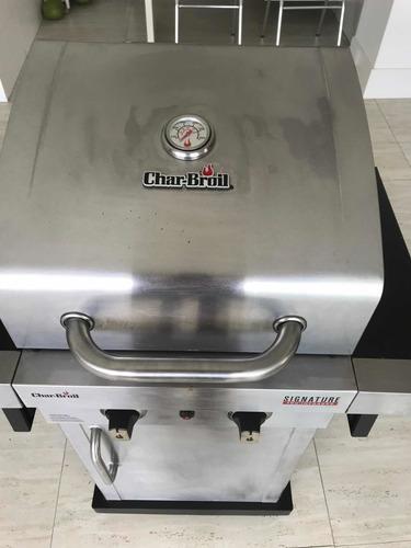 churrasqueira a gas char-broil
