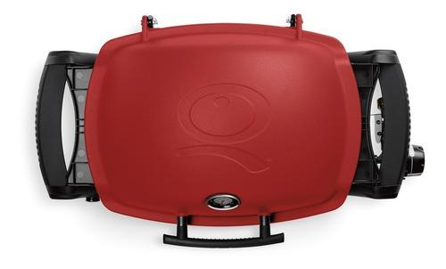 churrasqueira a gás q-1200 weber vermelha