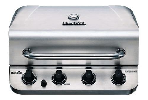 churrasqueira americana char-broil para embutir broiler