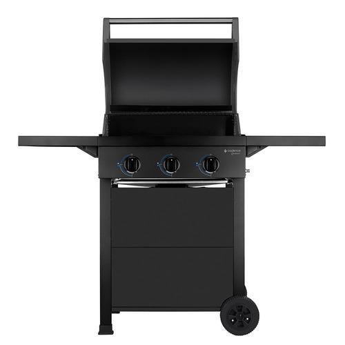 churrasqueira cadence barbecue - bbq300 - gás